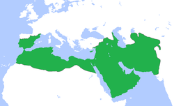 First modern Islamic State 700 AD