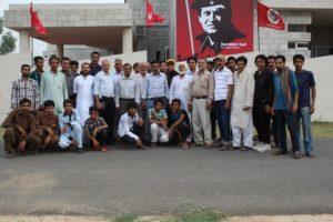 Party Meeting at Manzil e Jannat Pakistan, 26-6-2016